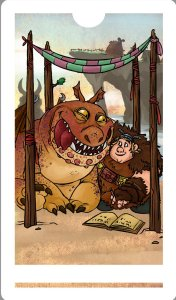 httyd_tarot__four_of_wands_by_crownflame-d9kpowz.png