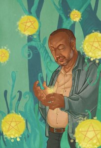 tarot__the_seven_of_pentacles_by_cuttlefish_adore