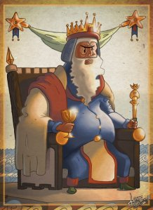 _mighty_monkey____tarot_card__the_king_of_cups_by_dlsgorm-d5dezyq